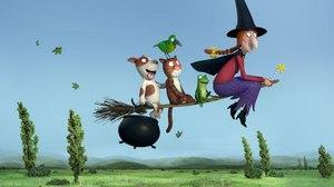 'Room on the Broom' Wins BAFTA Award