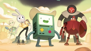 Watch the First 4 BMO-Riffic Minutes of 'Adventure Time: Distant Lands'