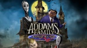 MGM Announces 'The Addams Family: Mansion Mayhem' Game