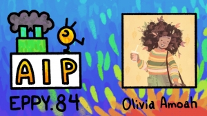 Podcast EP84: Character Designer Olivia Amoah's Journey from School to Looney Tunes