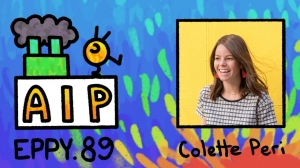 Podcast EP89: Colette Peri's Tips on Running Your Own Stop-Motion Animation Business