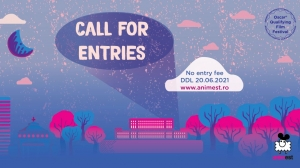 Call for Entries: 2021 Animest Bucharest International Animation Film Festival