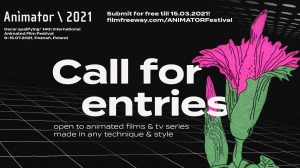 Call for Entries for ANIMATOR \ 2021 International Animated Film Festival