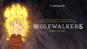 Apple TV+ Drops Teaser Trailer for Tomm Moore's 'Wolfwalkers'