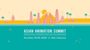 2020 Asian Animation Summit Coming to Bali, Indonesia