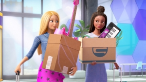 EXCLUSIVE: 'Before Us' Music Video from Upcoming 'Barbie: Big City, Big Dreams'