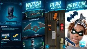 'DC: Batman Bat-Tech Edition' AR App Now Available