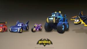 WarnerMedia Announces 'Batwheels' Cast