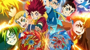 'Beyblade Burst Surge' Season 5 Premieres February 20 on Disney XD