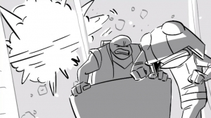 EXCLUSIVE: 'Ben 10 vs The Universe: The Movie' Animatic Clip 'Ben Saves the Incurseans'
