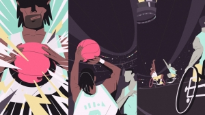 BIEN Animates the Excitement Paralympians Bring to Sports