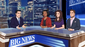 CBS All Access' 'Tooning Out the News' Launching April 7