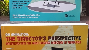 Book Review: ON ANIMATION.  THE DIRECTOR'S PERSPECTIVE Volumes 1 and 2