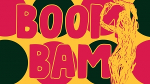 Hanging by a Thread on a Windy Day in Team Salut's 'Boom Bam' Lyric Video
