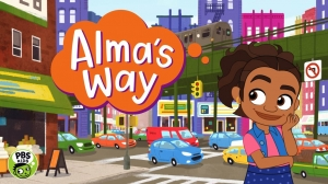 New 'Alma's Way' 2D Animated Series Coming to PBS Kids in Fall 2021