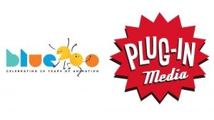 Blue Zoo and Plug-In Media Partner on Regional Animation Hub