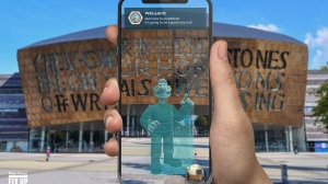 'Wallace & Gromit's 'Fix Up the City' AR App Launches Today