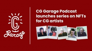 Chaos' CG Garage Podcast Explores NFTs