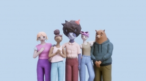Aardman Launches Mental Health Awareness Campaign