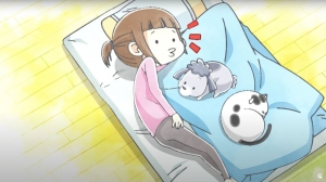Cuddle Up with Crunchyroll's 'With a Dog AND a Cat, Every Day is Fun'