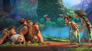 Eep, Grug, and Gran Are Back in DreamWorks Animation's 'The Croods: A New Age'