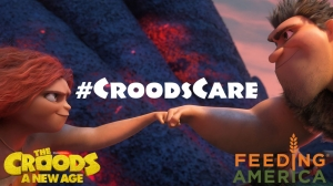 Universal and 'The Croods' Helping to Provide One Million Meals to Families