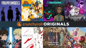 Crunchyroll Announces Inaugural 2020 Slate of Original Programming