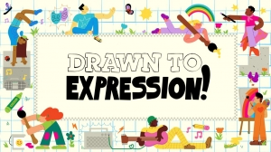 Cartoon Network Debuts 'Drawn to Expression'