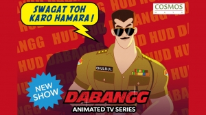 'Dabangg – The Animated Series' Heads to Cartoon Network India