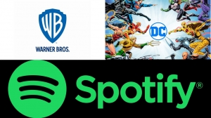 Spotify, Warner Bros., and DC to Produce Slate of Original Podcasts