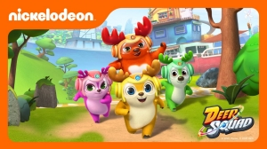 Nickelodeon and iQIYI's 'Deer Squad' Premieres January 25 in the U.S.