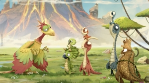 All New 'Gigantosaurus' Episodes Coming March 29 to Disney Junior