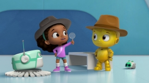 Behind the Music and Animation of 'Doug Unplugs'