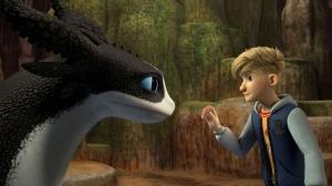 DreamWorks Animation Drops 'Dragons: The Nine Realms' Teaser