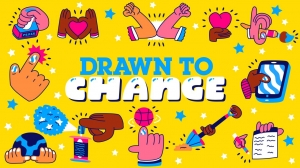Cartoon Network's 'Drawn to Change' Premieres January 16