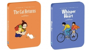 Ghibli's 'The Cat Returns' and 'Whisper of the Heart' SteelBook Release Set