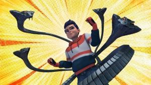 Cartoon Network India Launching 'Ekans – Ek Se Badhkar Snake'