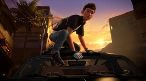 How Courtney and Ryan Lofty Compose for 'Fast & Furious: Spy Racers'