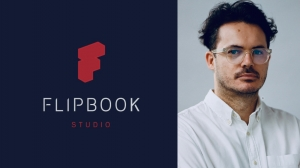 Flipbook Studio Names David Cordon Head of TV & Film