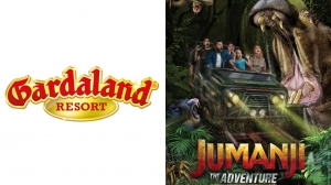Gardaland's 'Jumanji – The Adventure' Ride Launching in 2022