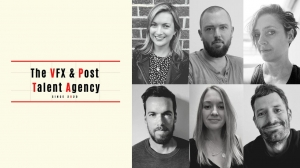 The VFX & Post Talent Agency Expands its VFX Roster