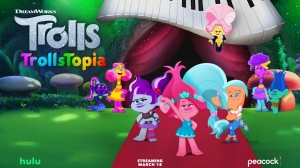 'Trollstopia' Season 2 Hits Peacock and Hulu March 18