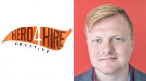 Hero4Hire Creative Names Jordan Beck Head of Development