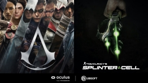 Ubisoft Announces 'Assassin's Creed' and 'Tom Clancy's Splinter Cell' VR Games