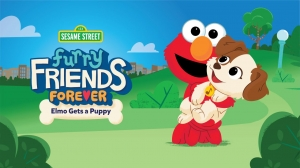 HBO Max Drops 'Furry Friends Forever: Elmo Gets a Puppy' Teaser Trailer