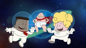 WATCH: 'The Epic Tales of Captain Underpants in Space!' Trailer