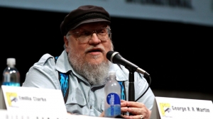 George R.R. Martin and Kalinda Vazquez to Adapt 'Roadmarks' for HBO