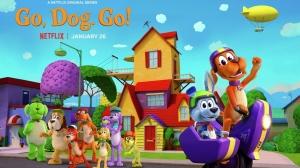 'Go, Dog. Go!' Now Streaming on Netflix