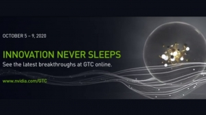 NVIDIA GTC to Run Online October 5-9