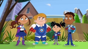 New 'Hero Elementary' Multiplatform Series Now on PBS KIDS